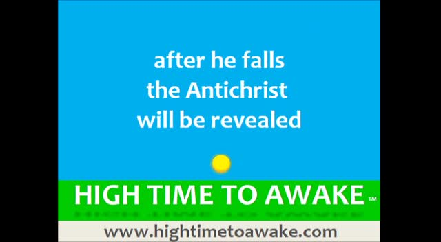 The Fall of Satan and Rise of the Antichrist