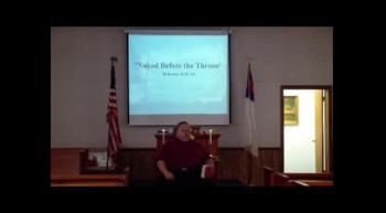 Blackwater UMC Sermon - October 14, 2012