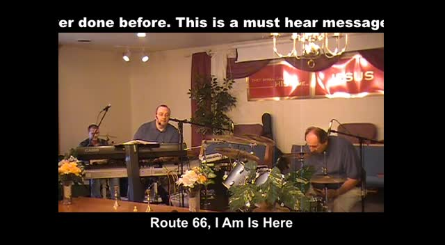 Rte 66 I Am Is Here DVD Preview