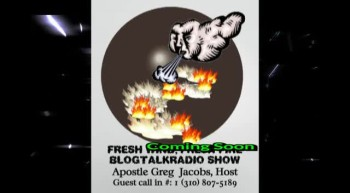 Fresh Wind, Fresh Fire Blogtalkradio Show