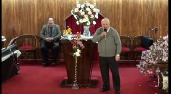 Recibiendo en nuestras vidas el Espiritu Santo. Pastor Walter Garcia. 30-09-2012