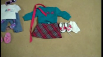 All of my American Girl Doll (c) Stuff!