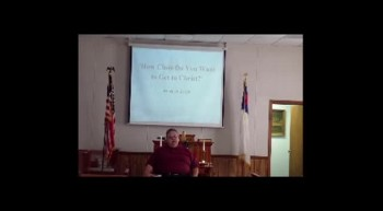 Blackwater UMC Sunday Sermon, October 21, 2012