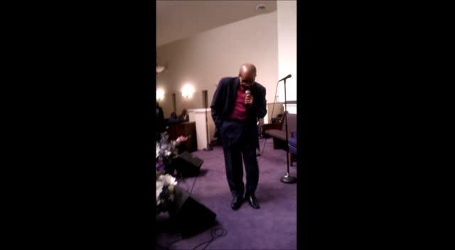 Walk with Me, AIP Gospel Artist Emanuel M. Taylor