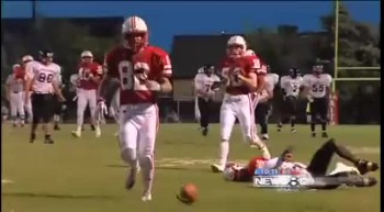 A HS Football Team Gives Hope to Opposing Team of Incarcerated Juveniles