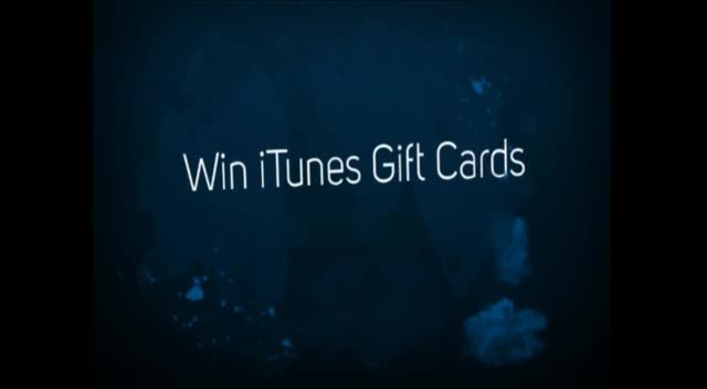 Win U2, iTunes and Groove 3 prizes