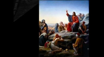 The Last Beatitudes of Christ
