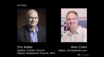 "Christianity.com: ""Center Church: Doing Balanced, Gospel-Centered Ministry in Your City""-Tim Keller"