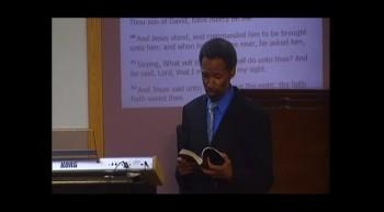 NT 486 Pastor Mike Daniels
