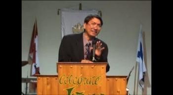 Pastor Preaching - October 21, 2012