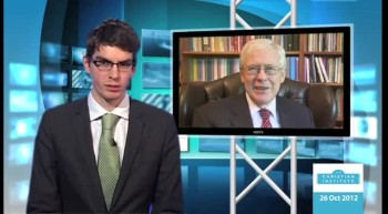 News Bulletin 26 October 2012 -- The Christian Institute