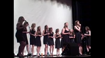 A Capella Choir Sings Praise You In This Storm Using Only Voices! You Won't Believe There Aren't Instruments!