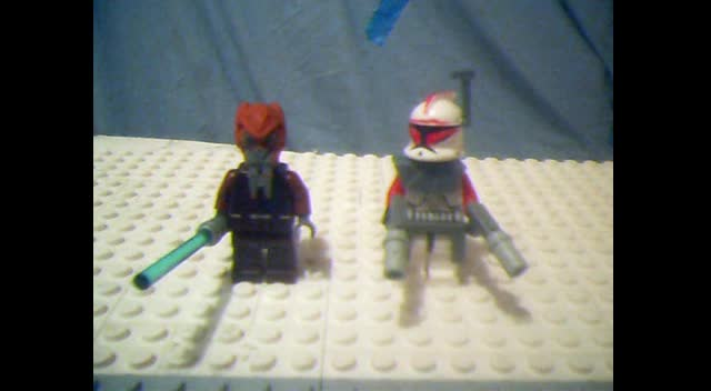 Lego Star Wars Wolfpack Trailer