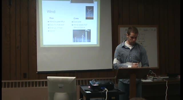 Spencer Harder Informative Speech