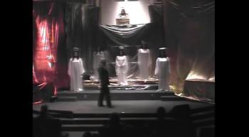 Las puertas del Cielo (La Ancianita) las llamas del infierno on 10-27-12