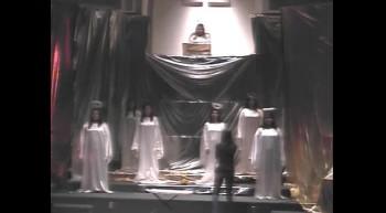 Las puertas del Cielo(Novios) las llamas del Infierno on 10-27-12