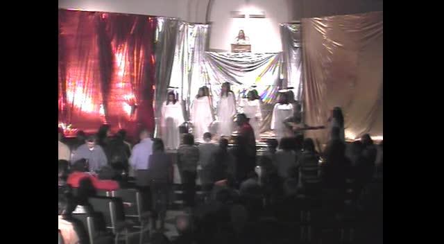 Las puertas del Cielo (Invitacion) on 10-27-12