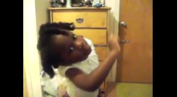 Adorable Little Girl Sings Never Could Have Made It by Marvin Sapp