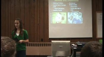 W.Klassen Informative Speech