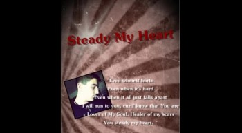 (COVER) Steady My Heart - Kari Jobe