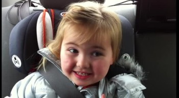 This Little Girl Thought All Her Candy Was Eaten - See Her Surprising Reaction!