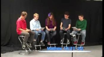 Stoneybrook Christian School Performs The Lord's Prayer Playbook
