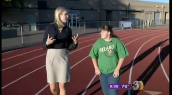 Bullied Special Needs Teen Gets Heartwarming Support From Football Team