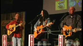 Donna Ulisse & The Poor Mountain Boys performing a Christmas Medley