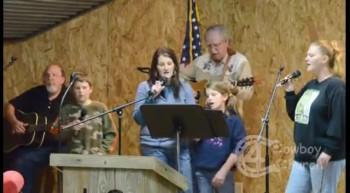 Music Worship 2012-11-08