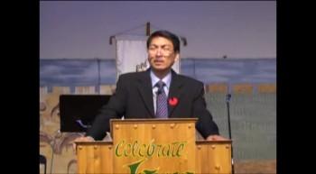 Pastor Preaching - November 04, 2012