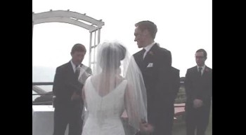 Zach and Jen's Wedding Ceremony