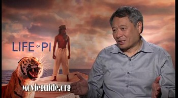LIFE OF PI - Ang Lee interview