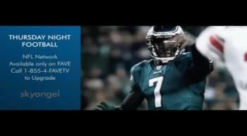 NFL Thursdays on FAVE TV