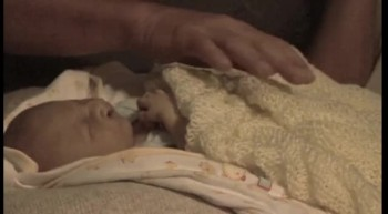 Parents Refuse to Abort Their Sick Baby - These Are His Last Precious Moments