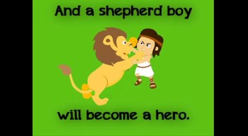 Bible Heroes: David and Goliath (Available on the app store now)