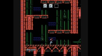 Suday Video Games - NES - Shatterhand