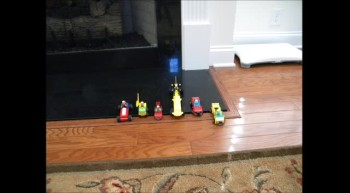 LEGO Racing the Giants