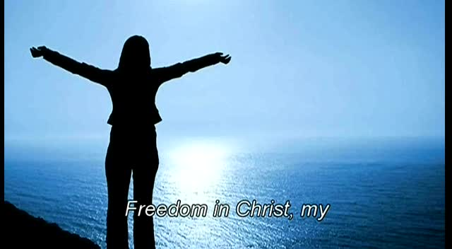Hymn: Glorious Freedom