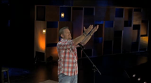 Tim Hawkins on Hand Raising