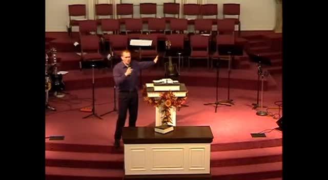 11-18-12 AM Sermon