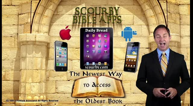 Scourby Audio Bible App Demo 1