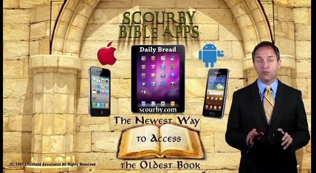 Scourby Bible Study APP (John 1:1-16) KJV