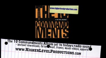 THE 10 COMMANDMENTS MUSIC ALBUM The Third Commandment 3rd