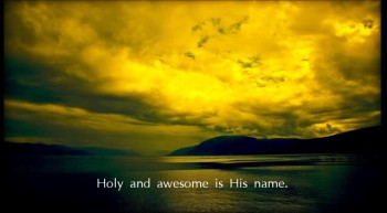 "Psalm 111 NKJV Scripture Song ""Holy and Awesome is His Name"""