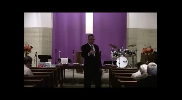 Sermon Monroeville First Baptist 2012-10-28