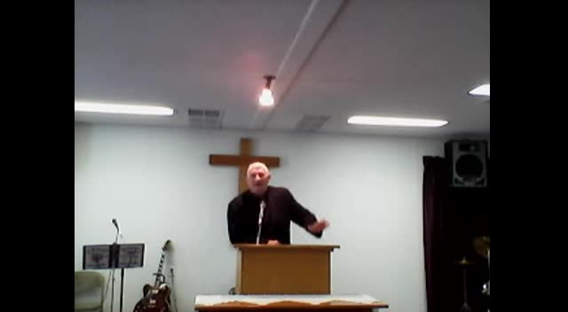 Bro. James E. McGee Sr./Lessons from the Apostles