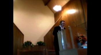 Morning Sermon Nov 25 2012 Labour Not for the Meat Which Perisheth Part 1