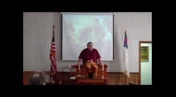 Blackwater UMC Sunday Sermon, November 25, 2012