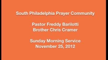 SPPC Sunday Morning Service - 11/25/12