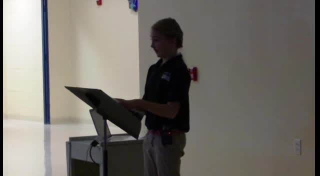 DMCS Elementary Chapel (11-28-2012)